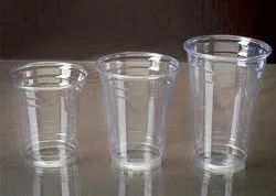 White Plain Pet Disposable Cup, For Event and Party Supplies