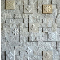 Mint Sandstone Wall Cladding Tile