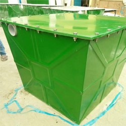 Frp Bio Digester Tank