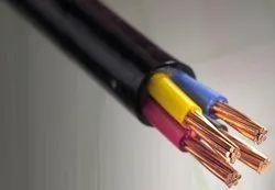 PVC Insulated 4 Core Wire