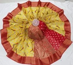 Pochampally Cotton Saree
