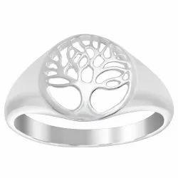 Oval Tree Of Life Irish Gift 925 Sterling Silver Bridesmaid Popular Women Ring