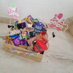 Wedding,Engagement Easter Holly Gift Felt Basket, For Gifting Purposes