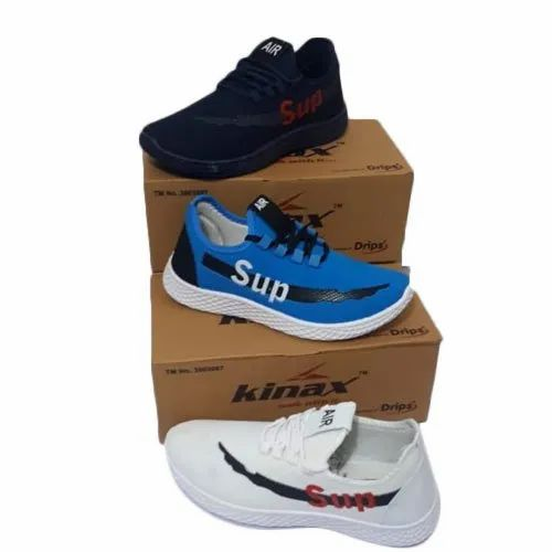 Kinax Air-16 Men's Casual Shoes, Size