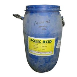 Folic Acid, 98%, 10 Kg