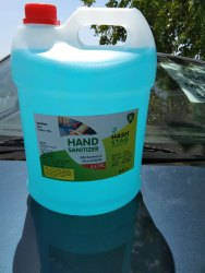 Branded 5ltr. Liquid Hand Sanitizer