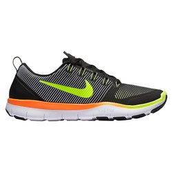 Nike Free Train Versatility Men's Training Shoe Orange Black