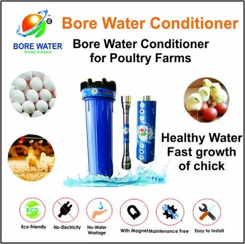 Water Conditioner For Poultry Farms
