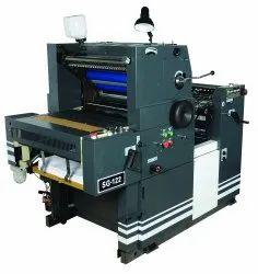 Sahil Automatic Single Colour Non Woven Bag Printing Machine