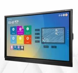 70 x 41 Black Newline 86 Interactive Flat Panel, For Education, Power Consumption: 220 - 300 W