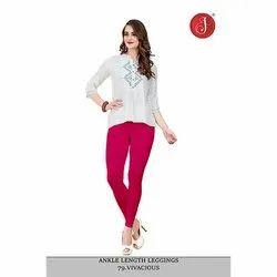 Jelite Casual Wear Ankle Length Leggings