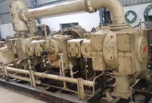 Ir Ingersoll Rand Crude Gas Compressor