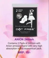 Dotfree 240mm Anion Ultra Pads