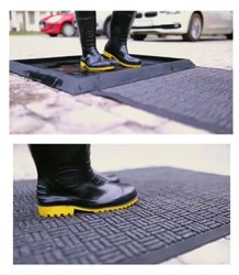 Shoe Sanitizer Mat