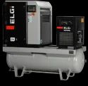 Encapsulation(EN) Screw Air Compressor