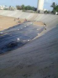 Reservoir HDPE Sheet