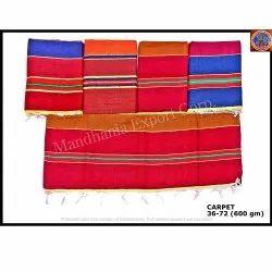 600 Gram Cotton Carpet