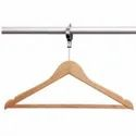 Anti Theft Wooden Shirt Hanger