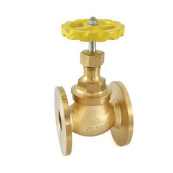 1032 Flanged Bronze Union Bonnet Globe Valve