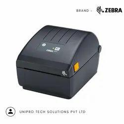 Zebra ZD220 4 203dpi Thermal Transfer Desktop Printer, Resolution: 203 DPI (8 dots/mm)