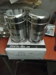 Stainless Steel Jar (Dabba)
