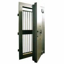 Iron Security Strongroom Doors
