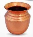 Copper Medium Puja Kalash