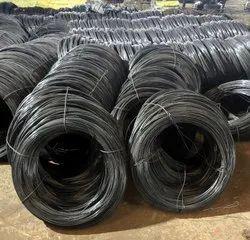 Mild Steel Hard Black Wire, Quantity Per Pack: >50 kg, Gauge: 12