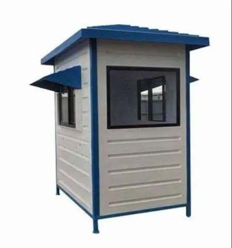 KTI Portable Security Cabins (6feet x 4 feet)