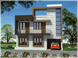 Residential Building Designing, in Punne, Pune