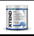 Bcaa, Fast Acting Carbohydrates Tablet Xtend Sports Recovery Gummies, Jar, Non Prescription