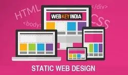 Static Website Development Services