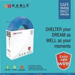 VR Kable 2.50 Sq Mm Extra Safe Wire, 90m