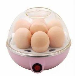 Plastic Round Electronic Egg Poacher
