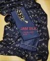 Thankar Jam Cotton Designer Latest Embroidered Dress Material, For Dry Clean