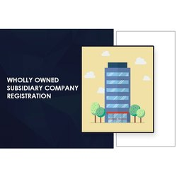 Online Wholly Owned Subsidiary Company Registration Service