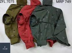ZFL 7075 Men Printed Shirt