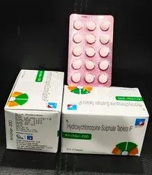 Hydroxychloroquine Sulphate- 200 mg, 10*15 Blister, Prescription