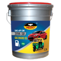 7.5l Cng Gas Engine Oil