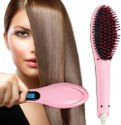 3 In1 Ceramic Hair Straightener Brush