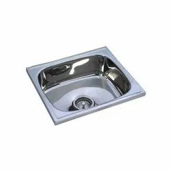 Rectangular Single Bowl Kitchen Sink