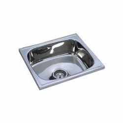 Rectangular Single Bowl Kitchen Sink