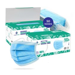 CV-2992M Disposable 3 Ply Masks For Medical Use