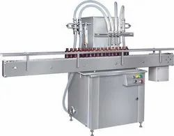 Stainless Steel Automatic Liquid Filling Machines