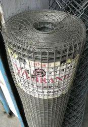 Mild Steel Welded Mesh