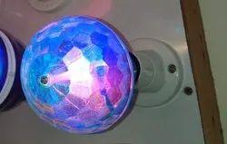 Rotating Bulb Crystal Bulb Gola Bulb Magic Disco Light Party Lamp Decoration Light