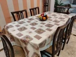 Falnnel PVC Table Cover