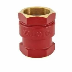1009 Screwed Bronze Vertical Check Valve