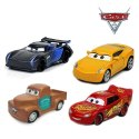 Disney Cars Metal Car Toys - Lightning Set Of 4 (multicolor, Pack Of: 4)