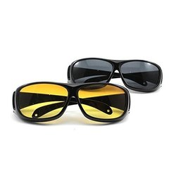 Prathna Round Hd Vision Sun Glass